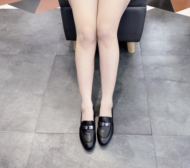 Giày moca H*M super Fullbox + bill + túi giấy