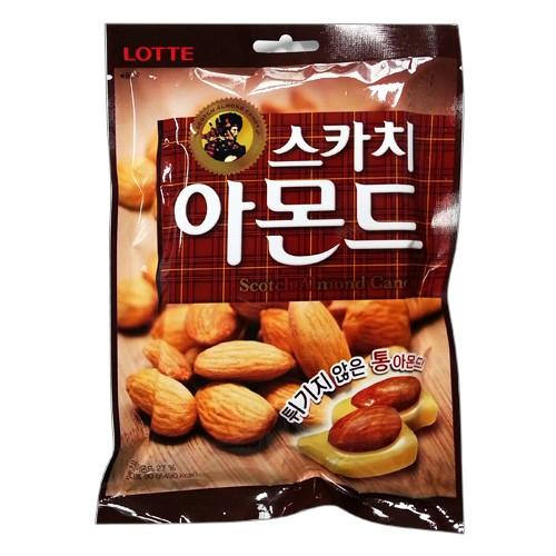 1 gói kẹo hạnh nhân Hàn Quốc 90g