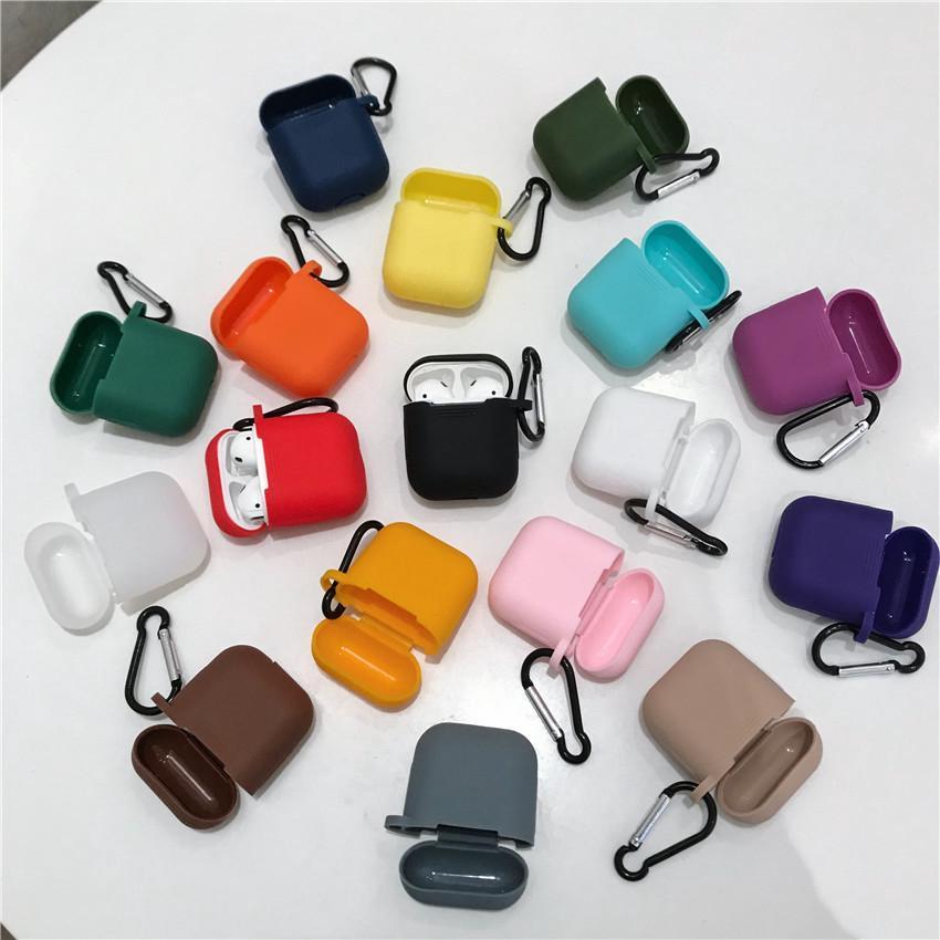 Casing Apple Airpod Pouch Cartoon Silicone Portable Earphones Protector Case