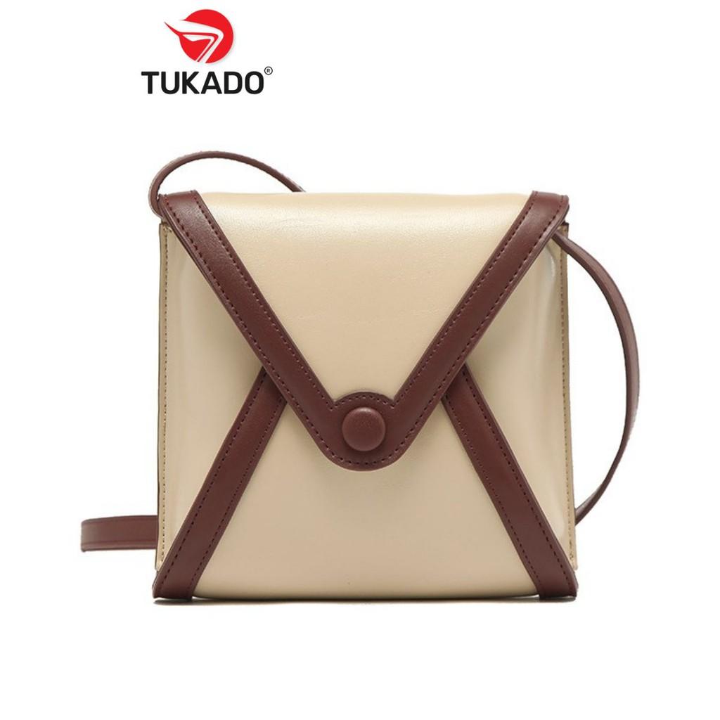 Túi Xách Nữ Đeo Chéo Đeo Vai 𝐌𝐈𝐂𝐎𝐂𝐀𝐇 Kiểu Dáng Thời Trang Style New 2020 MC12 - Tukado