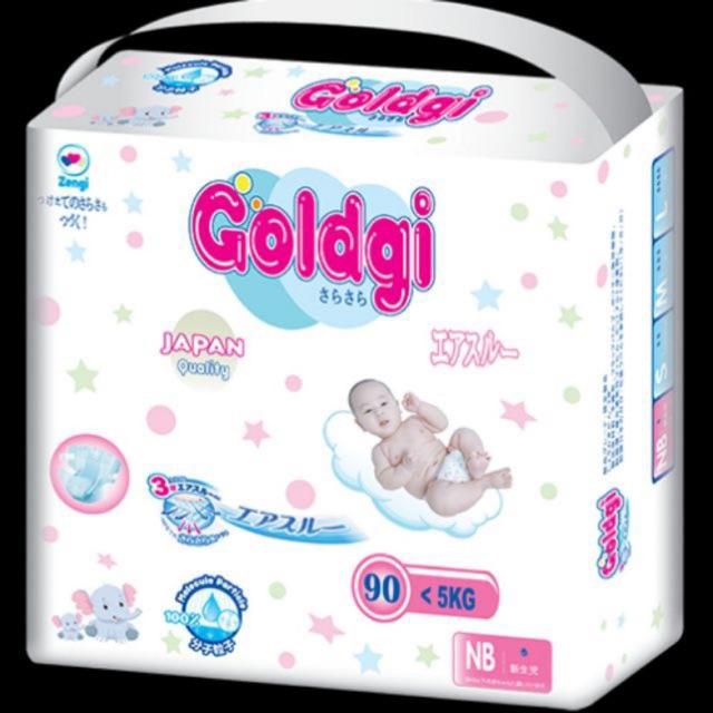 Bỉm quần Goldgi nội địa Nhật Bản