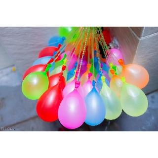 [Mã TOYFSS7 hoàn 20K xu đơn 50K] Bóng nước Happy Baby Balloons 100 cái