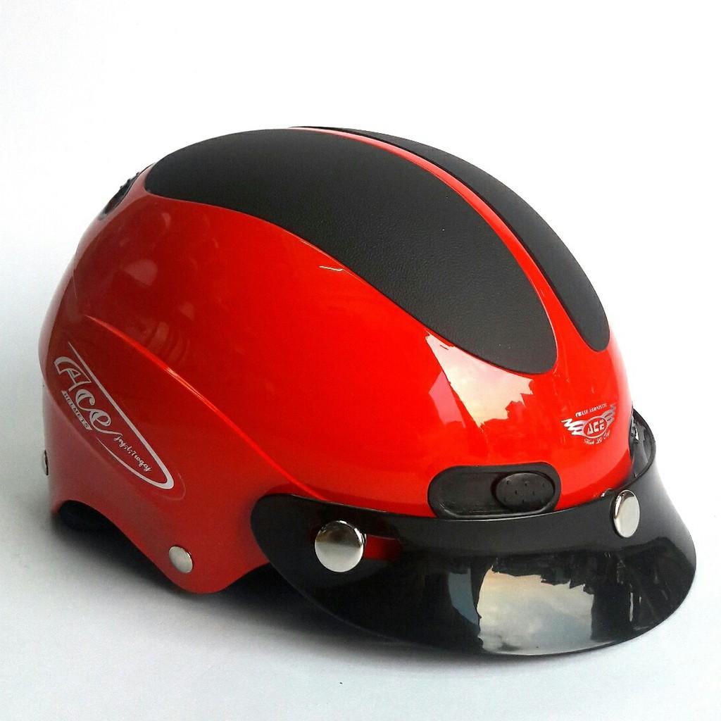 (CHÍNH HÃNG) Mũ bảo hiểm nửa đầu GRS A102 (nhiều màu)