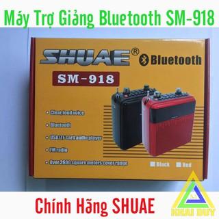 Máy Trợ Giảng Bluetooth Chính Hãng Shuae SM-918