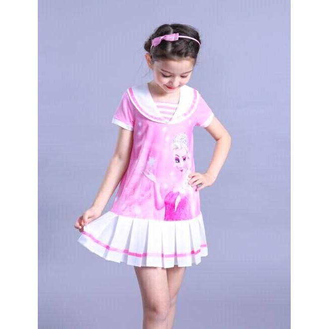 🍎 Váy thủy thủ  thun cotton rất xinh.
