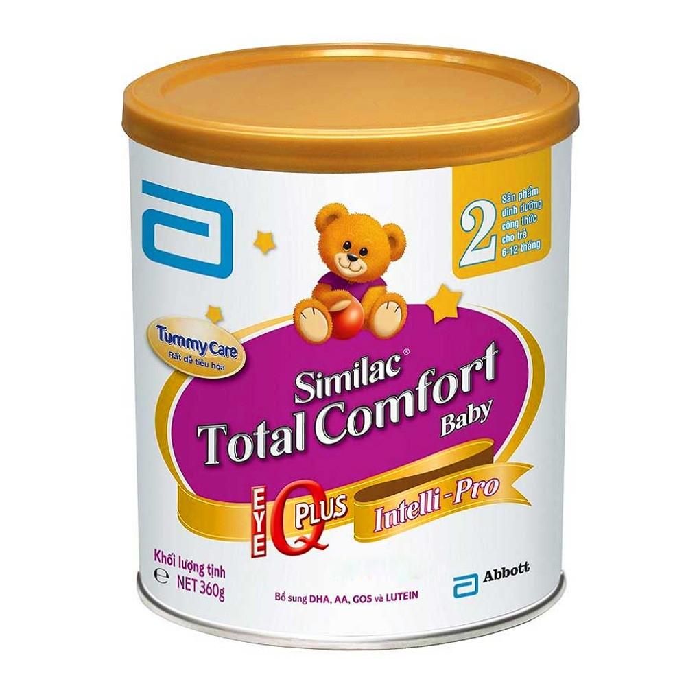 Sữa bột Similac Total Comfort 2 850g - 2856896 , 79963032 , 322_79963032 , 562000 , Sua-bot-Similac-Total-Comfort-2-850g-322_79963032 , shopee.vn , Sữa bột Similac Total Comfort 2 850g