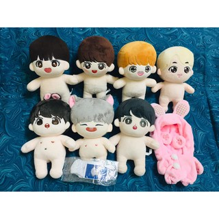 DOLL BTS MAGDUNG FULL SET CÓ SẴN NEW 100% FANSITE