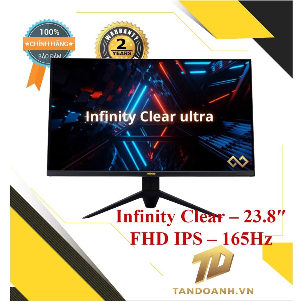 [Mã SKAMPUSHA9 giảm 8% đơn 250K] Siêu phẩm 2021 - Màn hình Gaming Infinity Clear - 165Hz - Tấm nền IPS