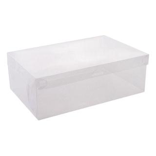 Set 10 hộp nhựa trong suốt đựng giày tiện dụng - hình 4