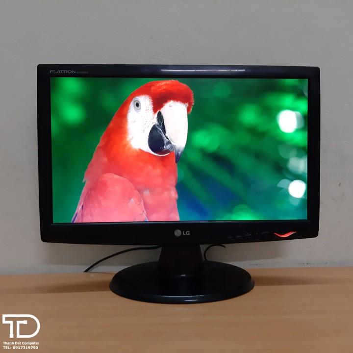 Màn hình máy tính 19 inch LG chữ nhật thanh lý văn phòng - LCD 19 inch LG