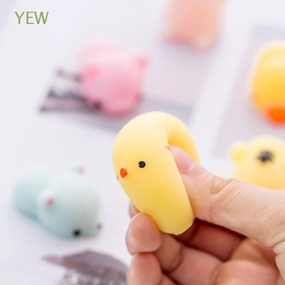 Cute Mini Hand Soft Pinch Animal Toy