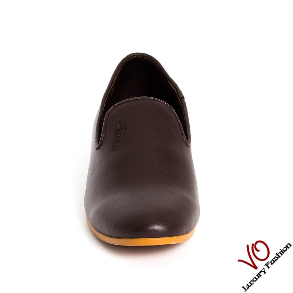 Giày mọi da bò thật trẻ trung VO Shoes_KT191
