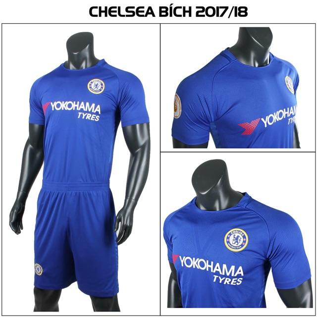 Bộ đồ đá banh Chelsea 2017-2018