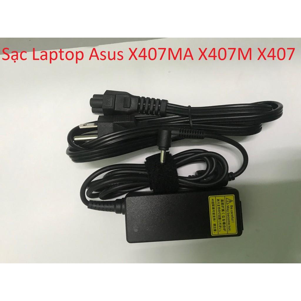 Sạc Laptop Asus X407MA X407M X407