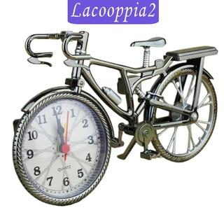 Đồng Hồ Báo Thức Hình Xe Đạp Lapoppia2 Phong Cách Retro