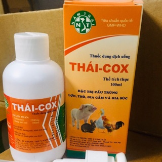 Vita Thái Cox Năm thái 100CC thumbnail