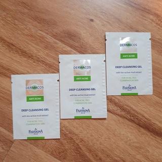 Sữa Rửa Mặt DERMACOS FARMONA GEL Ngừa Khuẩn, Sạch Sâu, Kiềm Dầu 2ml (size dùng thử) thumbnail