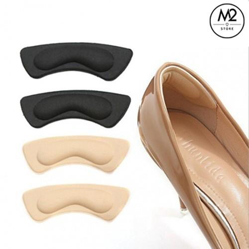 Miếng lót gót giày bảo vệ gót sau 4D cao cấp, chống thốn và trầy chân - XIMO (LGCGC12)