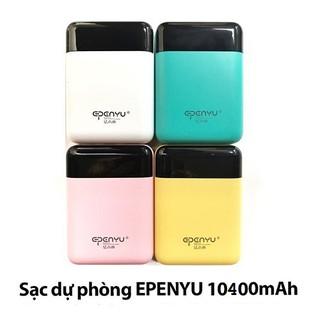 PIN SẠC DỰ PHÒNG CHÍNH HÃNG EPENYU 556 ( 10400 MAH ) chất lượng + Tặng 1 đèn led usb thumbnail