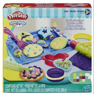Khay Bánh Ngọt Ngào Play-doh B0307 (kèm 5 hủ bột)