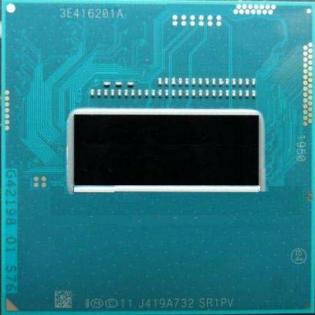 Intel Core i7-4810MQ (SR1PV) – Hàng tháo máy Giá chỉ 2.600.000₫