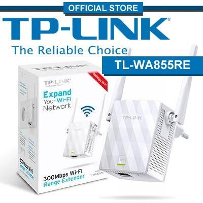 Bộ mở rộng sóng không dây TP-Link TL-WA855RE Chuẩn N 300Mbps (Trắng) - 2519683 , 233198120 , 322_233198120 , 534000 , Bo-mo-rong-song-khong-day-TP-Link-TL-WA855RE-Chuan-N-300Mbps-Trang-322_233198120 , shopee.vn , Bộ mở rộng sóng không dây TP-Link TL-WA855RE Chuẩn N 300Mbps (Trắng)