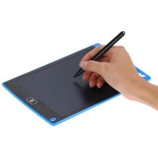 Bảng viết, bảng vẽ điện tử thông minh tự động xóa cho bé - Giao màu ngẫu nhiên thumbnail