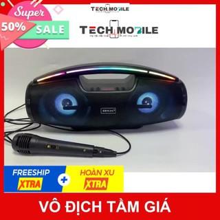 Loa Bluetooth Không Dây BKK - B100 kèm mich karaoke Nghe Nhạc Hay Âm Thanh Chất Lượng Hỗ Trợ Cắm Thẻ Nhớ Và Usb thumbnail