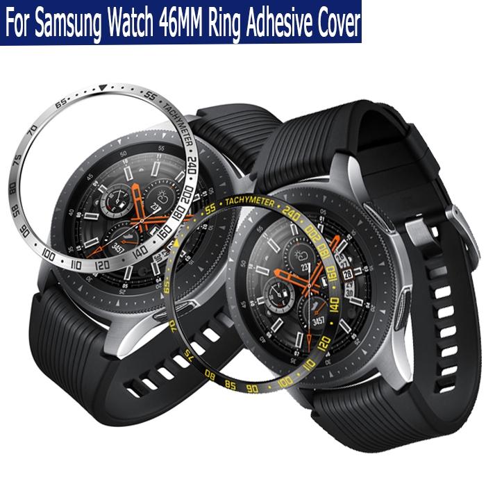 For Samsung Galaxy Watch 46MM Bezel Ring Adhesive Cover - 15037669 , 2540540920 , 322_2540540920 , 201250 , For-Samsung-Galaxy-Watch-46MM-Bezel-Ring-Adhesive-Cover-322_2540540920 , shopee.vn , For Samsung Galaxy Watch 46MM Bezel Ring Adhesive Cover