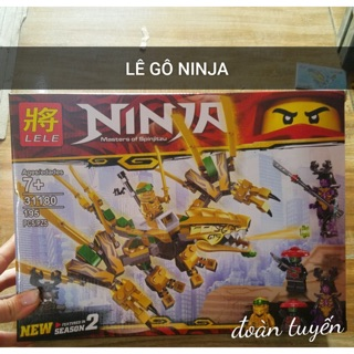 Xếp hình Lê Gô Ninja