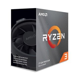 Bộ VXL CPU AMD Ryzen 3 PRO 4350G 3.8 GHz 6MB Cache 4 cores 8 threads 65W Socket AM4 - Hàng Chính Hãng thumbnail