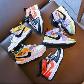 giày cổ cao KiKe cho bé trai và bé gái Quảng châu fullbox thumbnail