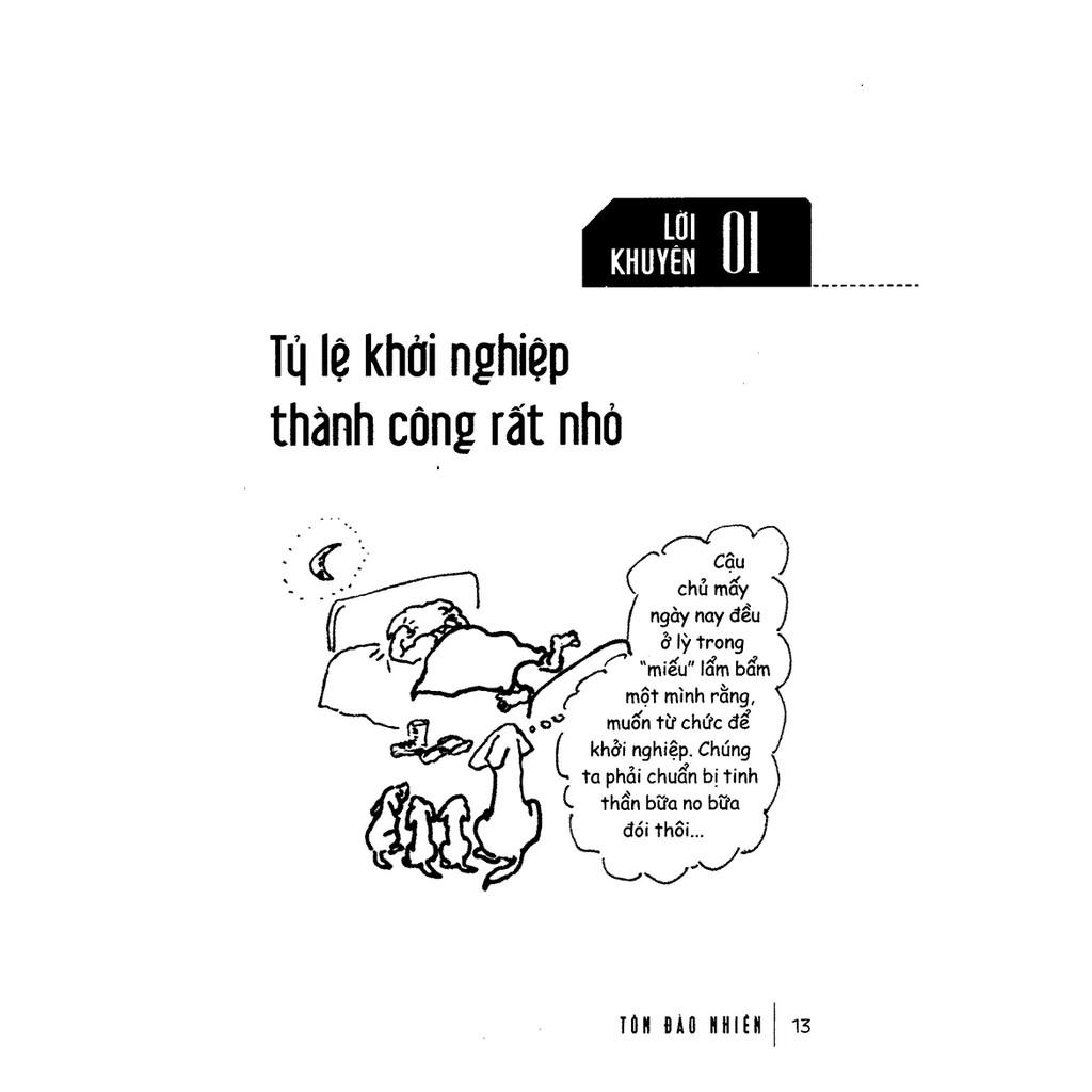 Sách - 36 Lời Khuyên Dành Cho Người Khởi Nghiệp (Tái Bản 2017)