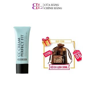 Kem lót trang điểm dưỡng ẩm và chống nắng cho da 727 Vina CC Cream Perfect Fit 40g thumbnail