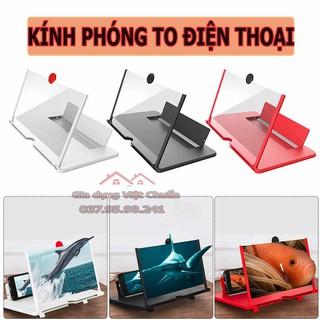 Phóng to màn hình điện thoại với kính Zoom màn hình điện thoại siêu lớn sắc nét – Gia Dụng Việt Chuẩn sk277