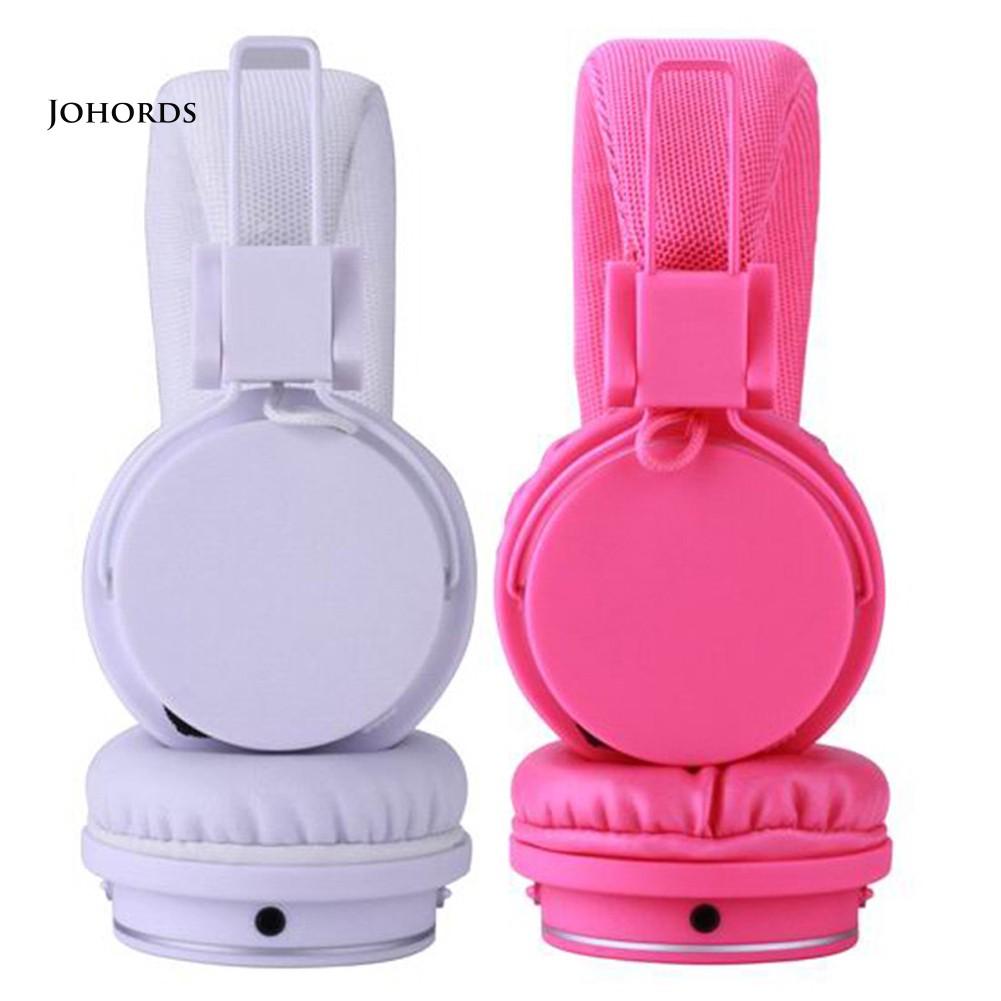 SE EJ-Bluetooth Wireless Headphone with Microphone HiFi Folding Stereo Music Headset