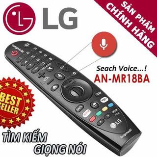 Điều khiển thông minh Magic Remote LG AN-MR18BA dành cho Smart TV của LG