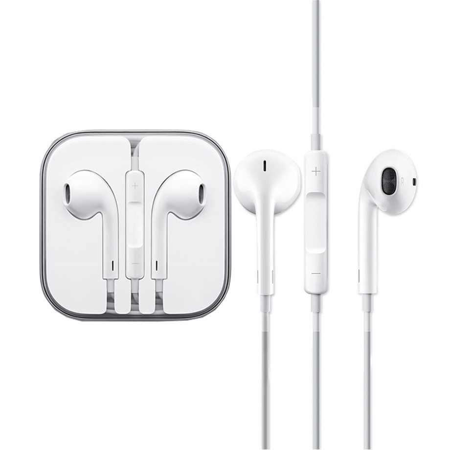 (miễn phí vận chuyển) Tai nghe ip 4/5/6 đẹp chất lượng có mic