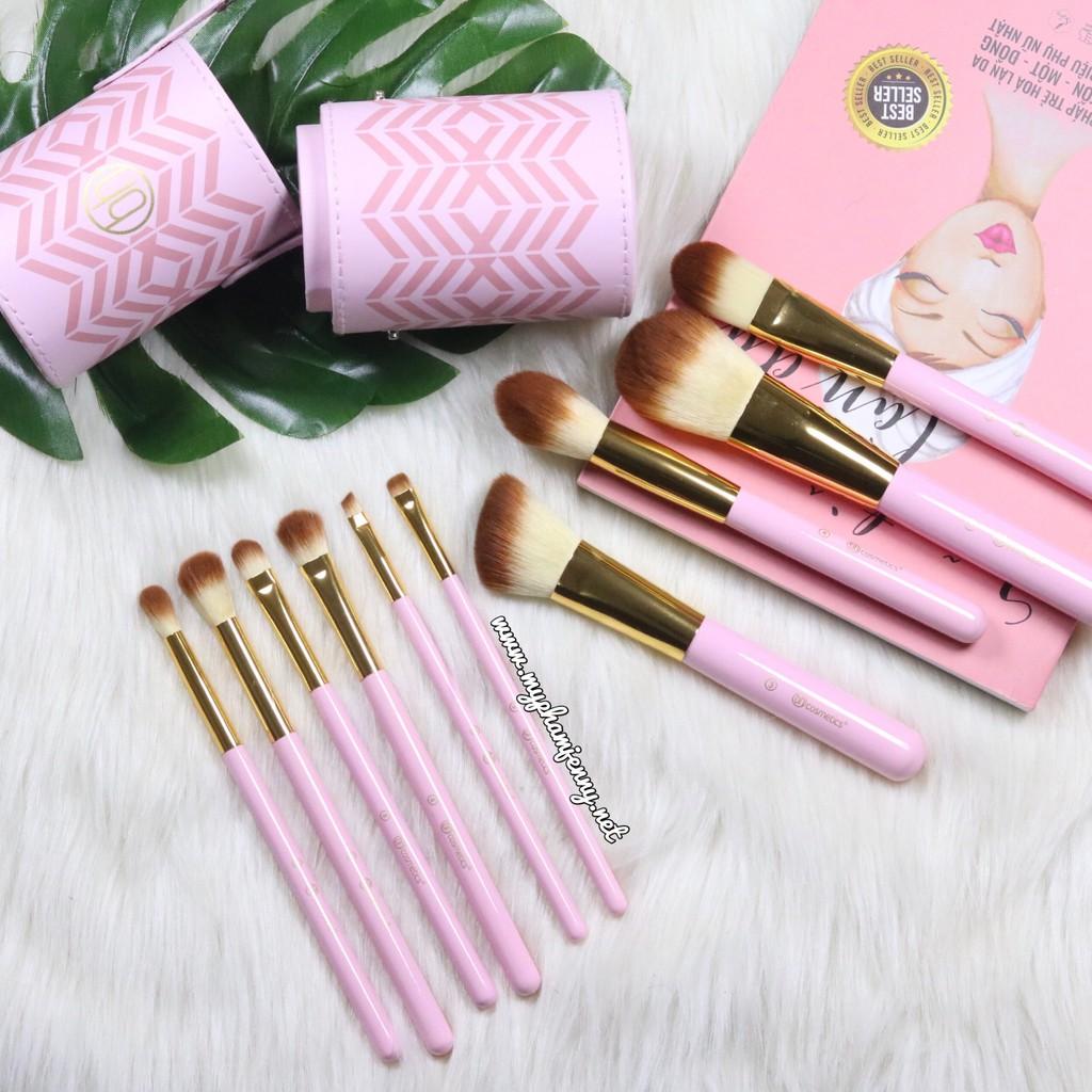 Bộ Cọ Trang Điểm BH Cosmetics Pink Perfection 10 Piece Brush Set - 2459033 , 108173646 , 322_108173646 , 850000 , Bo-Co-Trang-Diem-BH-Cosmetics-Pink-Perfection-10-Piece-Brush-Set-322_108173646 , shopee.vn , Bộ Cọ Trang Điểm BH Cosmetics Pink Perfection 10 Piece Brush Set