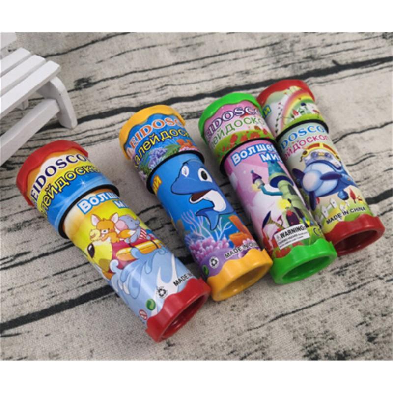 Specialhour Vintage Kaleidoscope Toy Kids Magic Educational Toys Children Birthday Gift