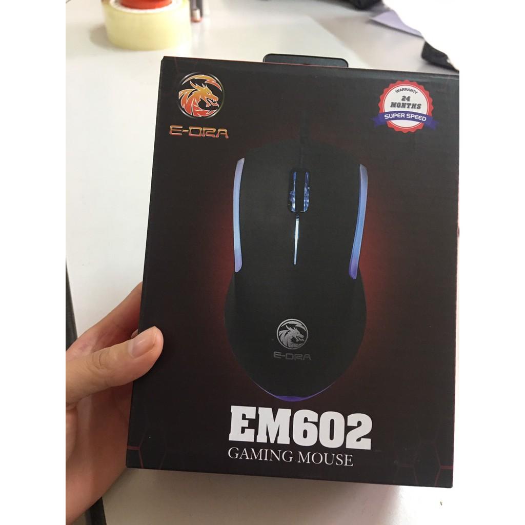 Chuột gaming EDRA EM602, chuột  E-dra EM602
