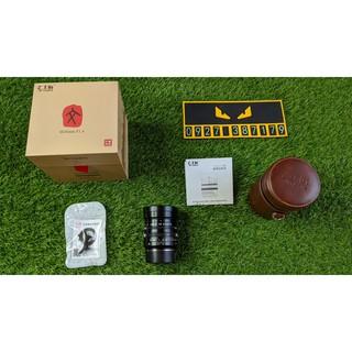 Ống kính 7Artisans 35mm F1.4 lens for Leica M-mount phiên bản đặc biệt siêu hiếm thumbnail
