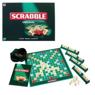 [150K Freeship] Trò Chơi Scrabble – Xếp Chữ Tiếng Anh Boardgame
