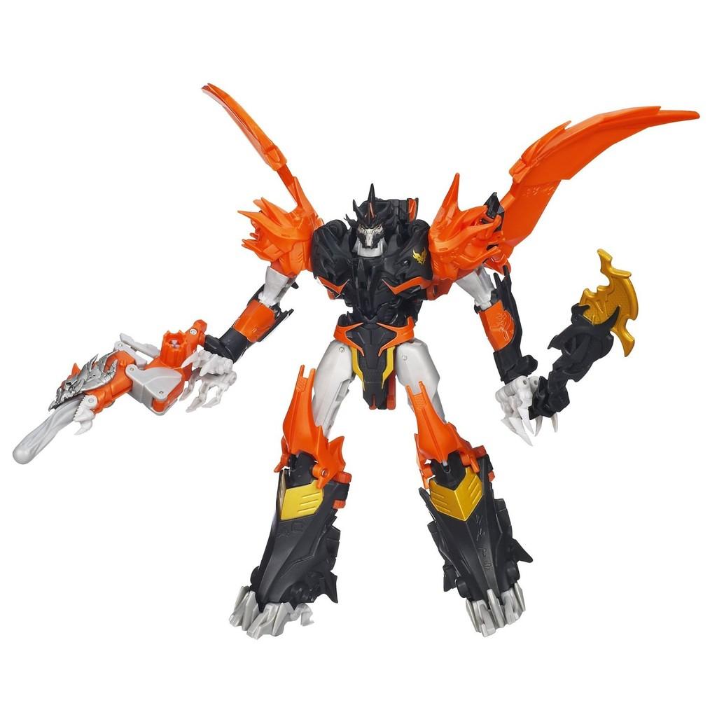 Robot biến hình Predaking Predacon Leader Transformer Prime – KN 4077
