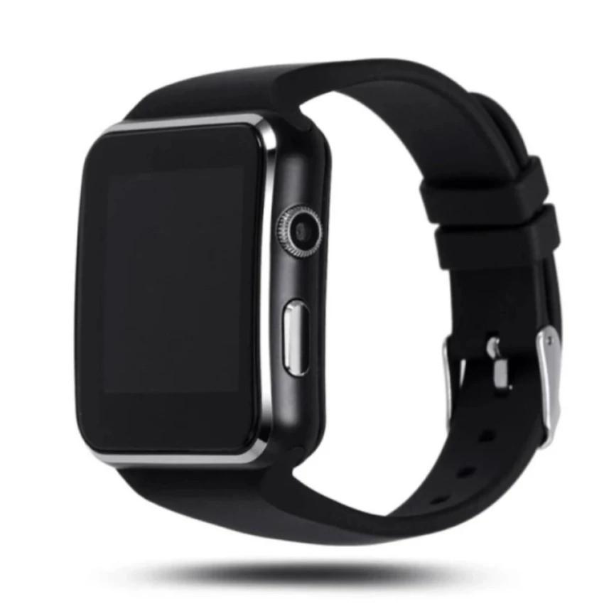 Đồng hồ thông minh Smart Watch X6 -Màn hình Cong sang trọng - 2581791 , 369913284 , 322_369913284 , 329000 , Dong-ho-thong-minh-Smart-Watch-X6-Man-hinh-Cong-sang-trong-322_369913284 , shopee.vn , Đồng hồ thông minh Smart Watch X6 -Màn hình Cong sang trọng