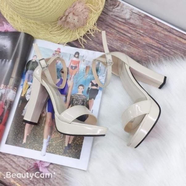 Giày sandal cao gót🎉GIÁ LẺ=GIÁ SỈ🎉giày nữ 12cm xinh, giá rẻ [HÀNG SẴN]