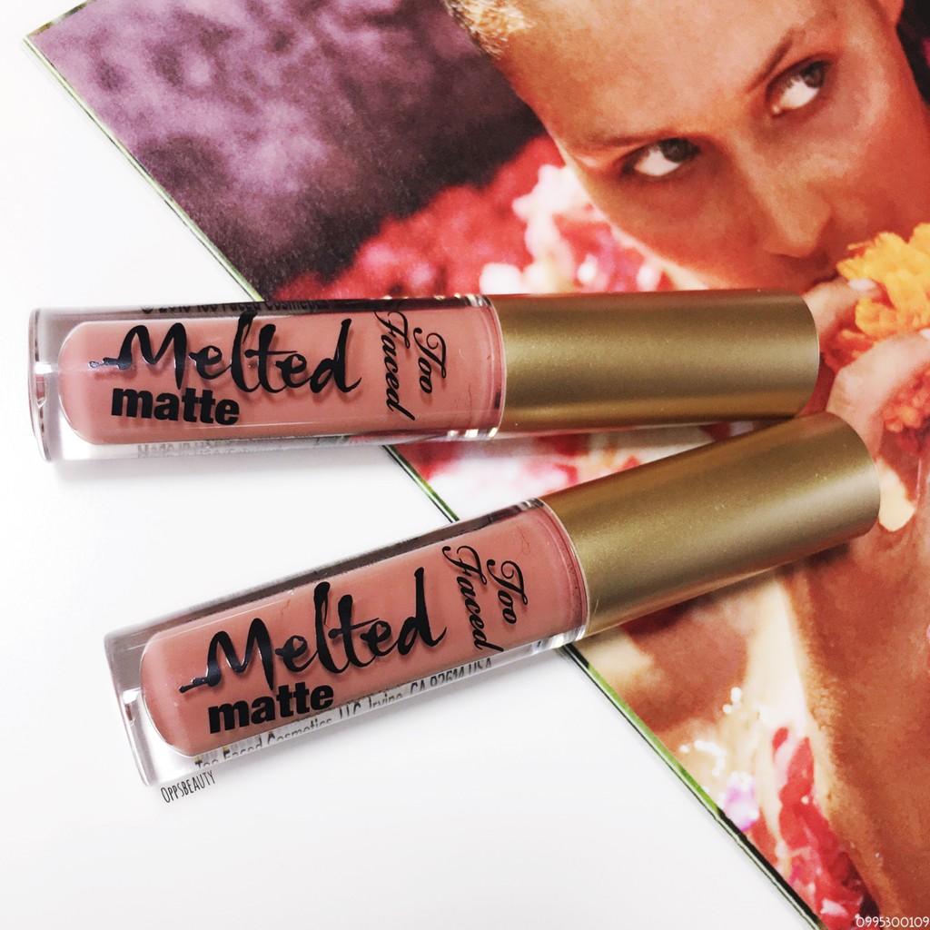 """[Too Faced] Son lì Liquid Lipstick mini màu """"Sell-out"""""""