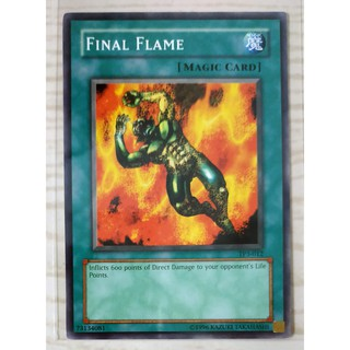 [Thẻ Yugioh] Final Flame