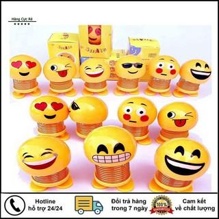 Thú nhún lò xo Emoji nhiều cảm xúc, đồ chơi trẻ em, trò chơi giải trí xả stress - Shop Hàng Cực Rẻ thumbnail