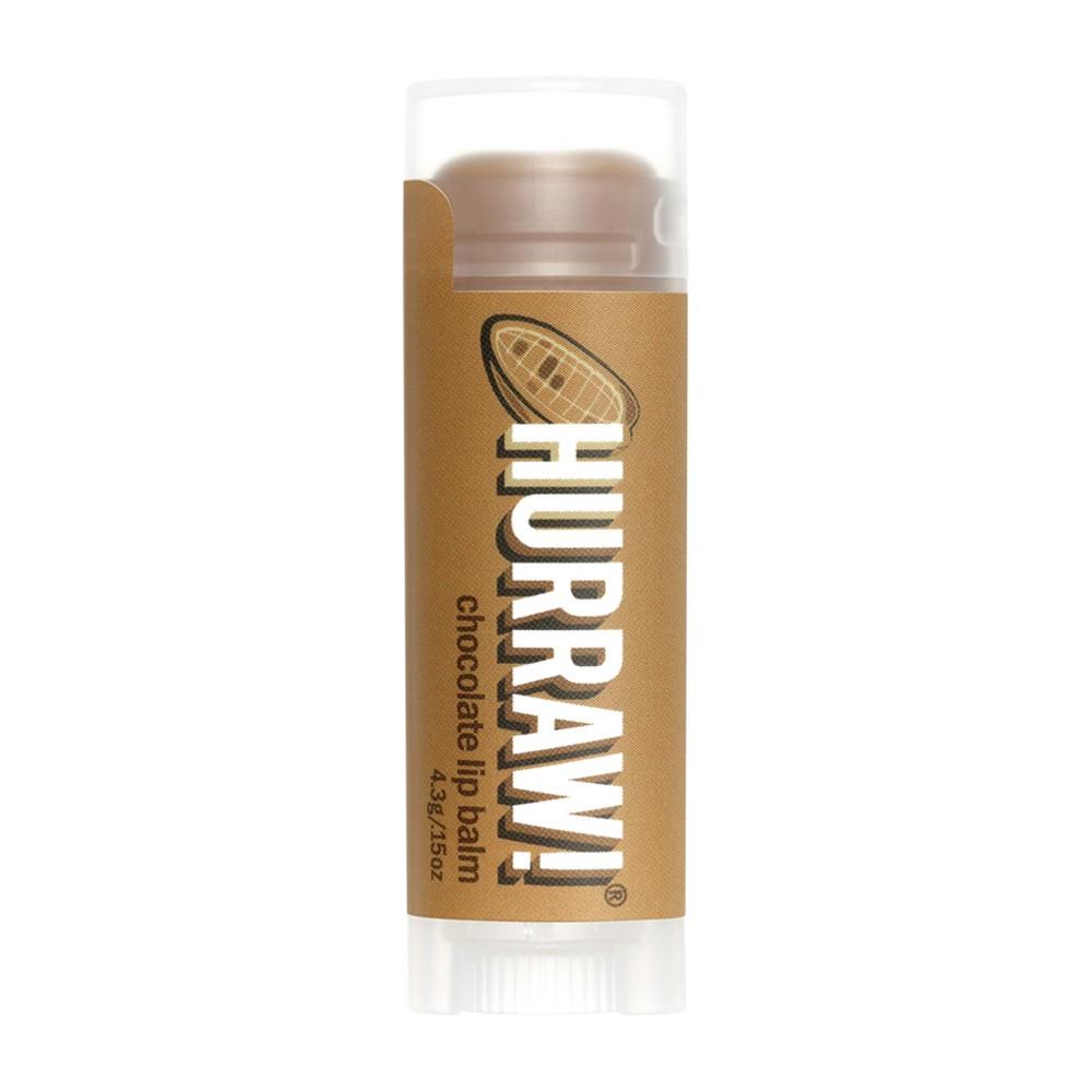Son Dưỡng Môi Hurraw! Chocolate Lip Balm Hương Sô Cô La 4.8g